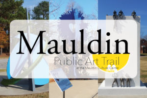 Public Art Trail Unveiling @ Mauldin Cultural Center Public Art Trail | Mauldin | South Carolina | United States