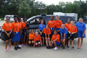 Police Youth Academy Graduation @ City Hall   Mauldin   South Carolina   United States