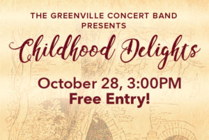 GCB Presents: Childhood Delights @ Mauldin Cultural Center Outdoor Amphitheater | Mauldin | South Carolina | United States