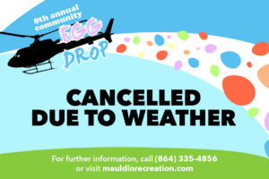 Community Egg Drop - Cancelled @ Sunset Park | Greenville | South Carolina | United States