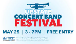 Upstate Concert Band Festival @ Mauldin Cultural Center | Mauldin | South Carolina | United States