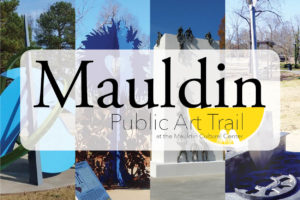 2019 Mauldin Public Art Trail Selection Process Now Open, Call to