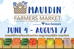 Mauldin Farmers Market @ Mauldin Cultural Center Outdoor Amphitheater | Mauldin | South Carolina | United States