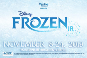 Disney's Frozen, JR. @ Mauldin Cultural Center | Mauldin | South Carolina | United States