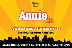 Auditions   Annie JR. @ Mauldin Cultural Center   Mauldin   South Carolina   United States