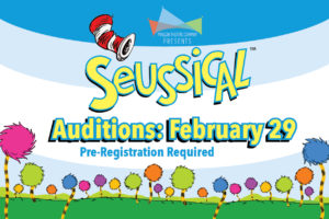 Auditions | Seussical @ Mauldin Cultural Center | Mauldin | South Carolina | United States