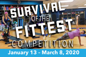 Survival of the Fittest Competition Ends @ Mauldin Sports Center | Mauldin | South Carolina | United States