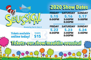 Seussical (Cancelled) @ Mauldin Cultural Center | Mauldin | South Carolina | United States