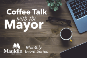 Coffee Talk with the Mayor