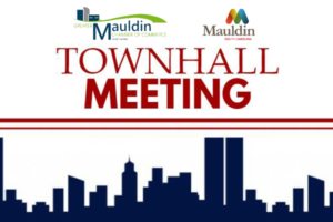 Town Hall Meeting @ Mauldin Cultural Center | Mauldin | South Carolina | United States