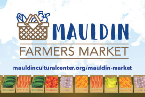 Mauldin Farmers Market @ Mauldin Outdoor Amphitheater | Mauldin | South Carolina | United States