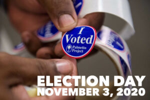 Election Day @ Your registered polling site