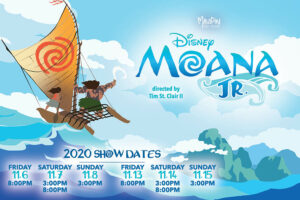 Mauldin Youth Theatre presents: Disney's Moana, JR. @ Mauldin Cultural Center | Mauldin | South Carolina | United States