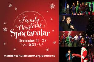 Family Christmas Spectacular @ Mauldin Cultural Center | Mauldin | South Carolina | United States