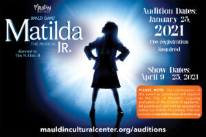 Auditions  |  Matilda, JR.