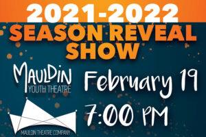 Season Reveal Show @ Mauldin Cultural Center   Mauldin   South Carolina   United States