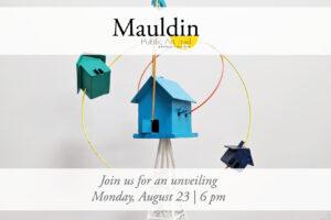 Mauldin Public Art Trail Unveiling @ Mauldin Cultural Center   Mauldin   South Carolina   United States